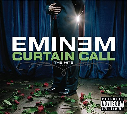 Eminem Curtain Call Explicit Version 2 Lp