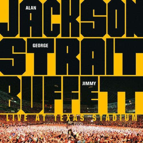 Jackson Strait Buffett Live At Texas Stadium