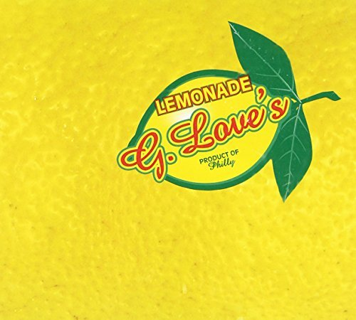 G. Love Lemonade Enhanced CD