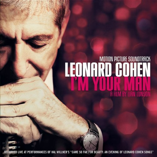 Leonard Cohen I'm Your Man Leonard Cohen I'm Your Man