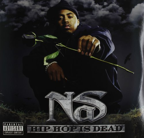 Nas Hip Hop Is Dead Explicit Version 2 Lp