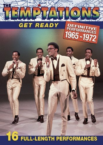 Temptations Get Ready The Def Dv