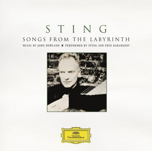 Sting Songs From The Labyrinth Songs From The Labyrinth