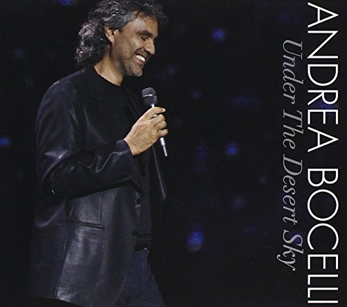 Andrea Bocelli Under The Desert Sky Incl. Bonus DVD