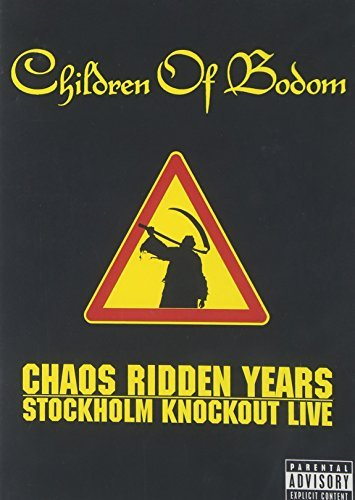 Children Of Bodom Chaos Ridden Years Stockholm K Explicit Version