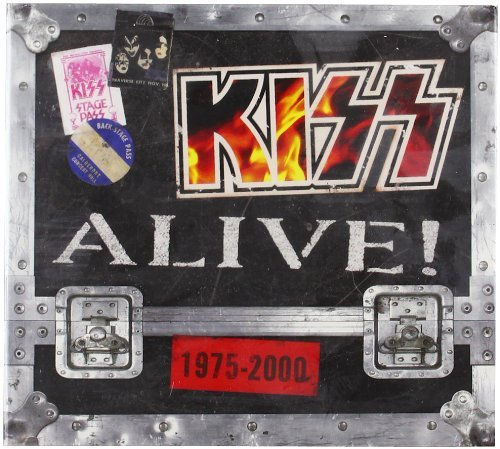Kiss Alive! 1975 2000 4 CD
