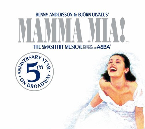 Mamma Mia! 5th Anniversary Soundtrack Incl. Bonus DVD