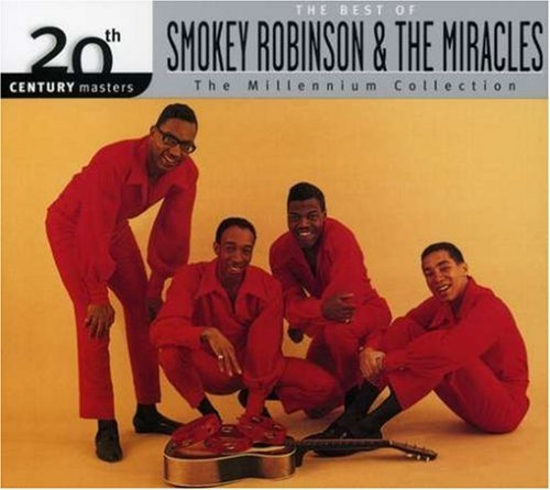Smokey & The Miracles Robinson Millennium Collection 20th Cen