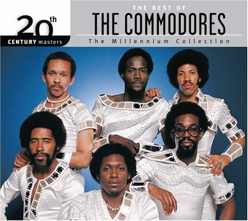 Commodores Millennium Collection 20th Cen 20th Century Masters