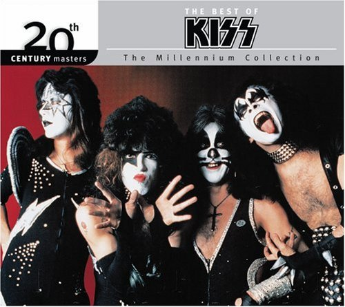 Kiss Millennium Collection 20th Cen 20th Century Masters