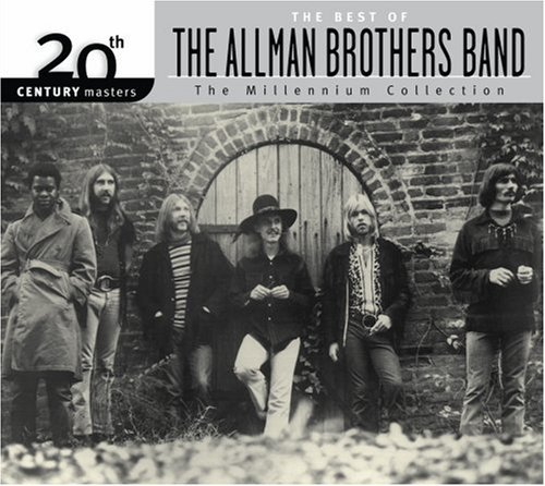 Allman Brothers Band Millennium Collection 20th Cen