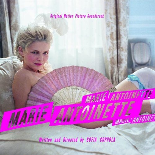 Marie Antoinette Soundtrack 2 CD