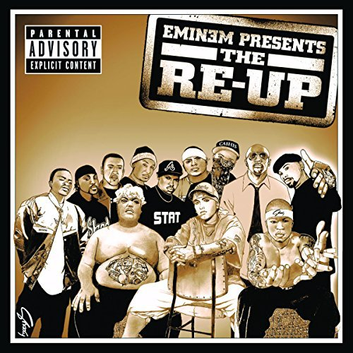 Eminem Presents Re Up Eminem Presents Re Up Explicit Version 2 Lp
