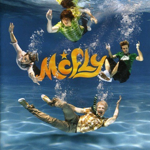 Mcfly Motion In The Ocean Import Gbr