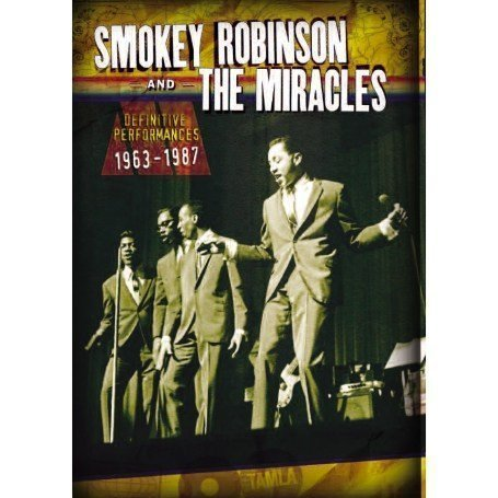 Smokey & The Miracles Robinson Definitive Performances 1963 8 Import Eu