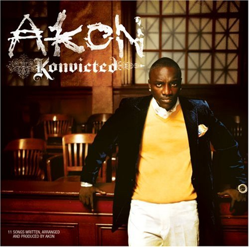 Akon Konvicted Clean Version