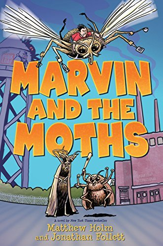 Matthew Holm Marvin And The Moths