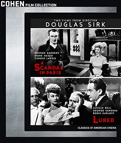 Two Films By Douglas Sirk (bd) .
