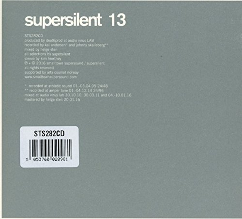 Supersilent 13 Import Gbr