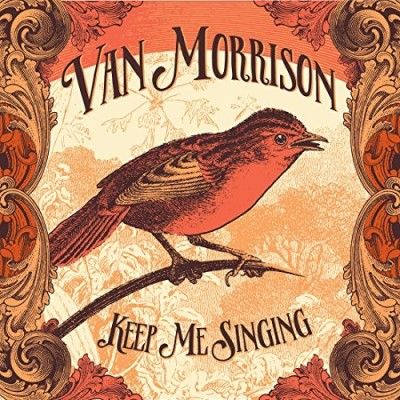 Van Morrison Keep Me Singing International Liimited Lenticular Edition