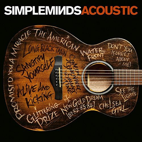 Simple Minds Simple Minds Acoustic