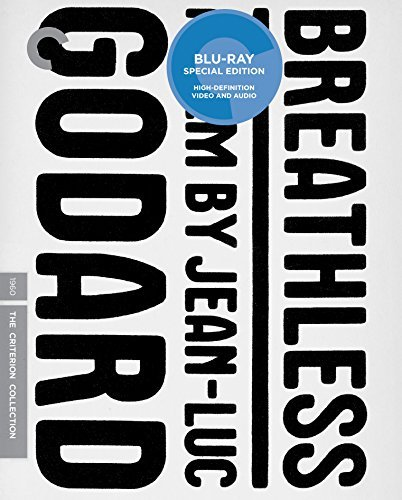 Breathless Breathless Blu Ray Criterion