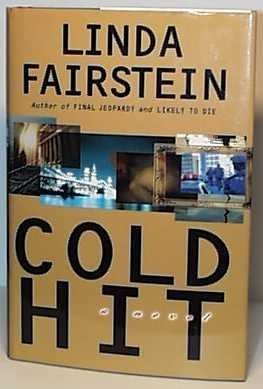 Linda Fairstein Cold Hit