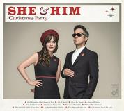 She & Him Christmas Party