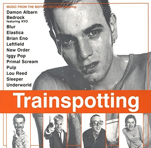 Trainspotting Soundtrack (orange Vinyl)