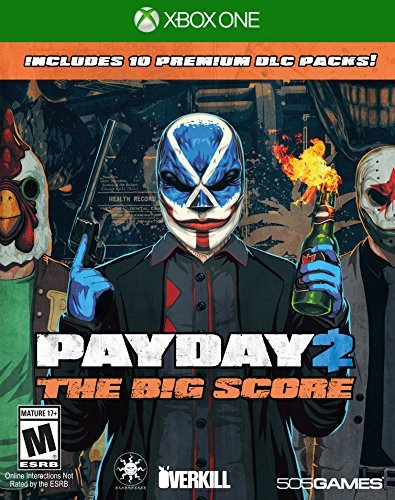 Xbox One Payday 2 The Big Score