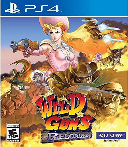 Ps4 Wild Guns Reloaded