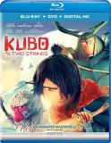 Kubo & The Two Strings Kubo & The Two Strings Blu Ray DVD Dc Pg