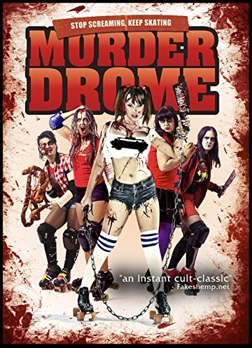 Murderdrome Roller Derby Dames Murderdrome Roller Derby Dames DVD Unrated