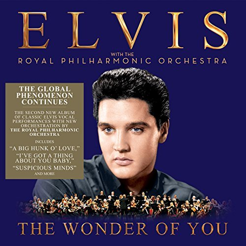 Elvis Presley Wonder Of You Elvis Presley With The Royal Philharmonic Orchestra