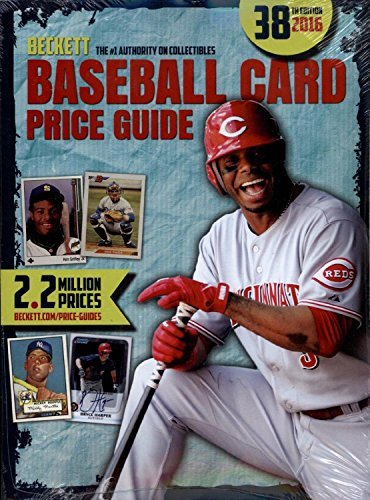 Beckett Media Beckett Baseball Card Price Guide #38 0038 Edition;