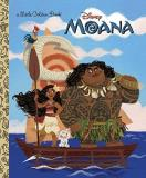 Laura Hitchcock Moana Little Golden Book