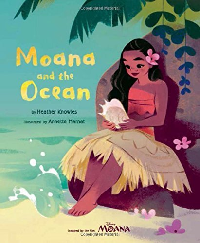 Heather Knowles Moana And The Ocean