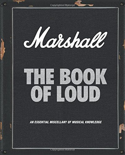 Nick Harper Marshall The Book Of Loud