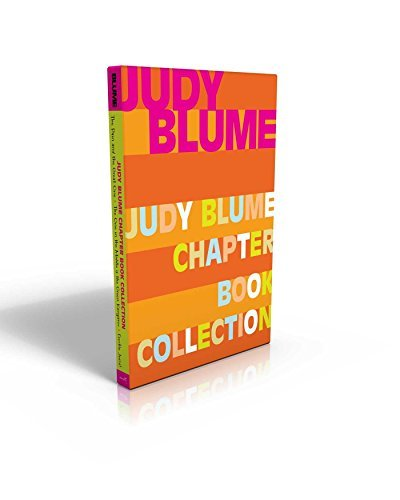 Judy Blume Judy Blume Chapter Book Collection The Pain And The Great One; The One In The Middle Boxed Set