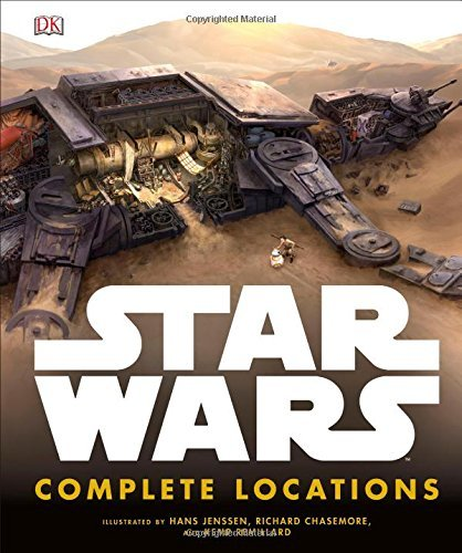 Kristin Lund Star Wars Complete Locations
