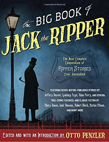 Otto Penzler The Big Book Of Jack The Ripper