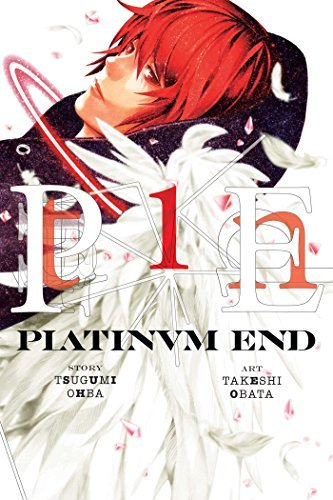 Tsugumi Ohba Platinum End Volume 1