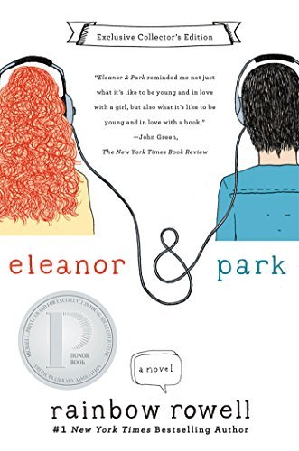 Rainbow Rowell Eleanor & Park Exclusive Special Edition