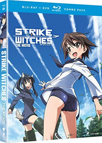 Strike Witches The Movie Strike Witches The Movie Blu Ray DVD