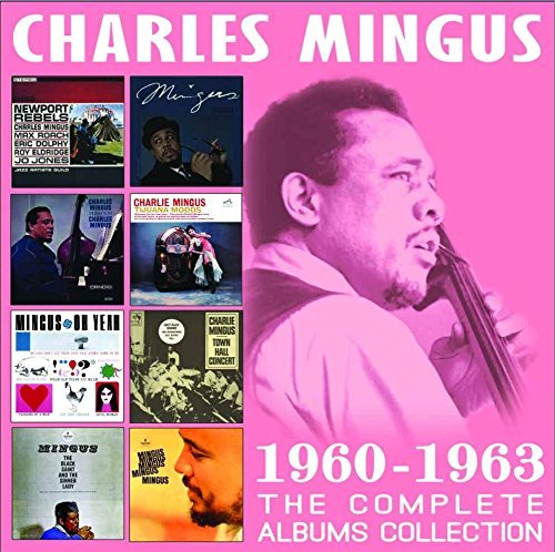Charles Mingus Complete Albums Collection 196