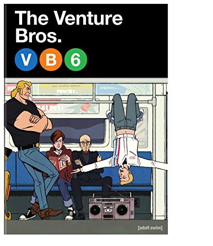 Venture Bros Season 6 DVD