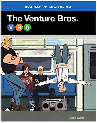 Venture Bros Season 6 Blu Ray