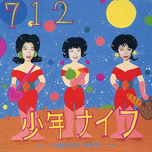 Shonen Knife 712 (lp)