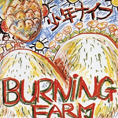 Shonen Knife Burning Farm (lp)