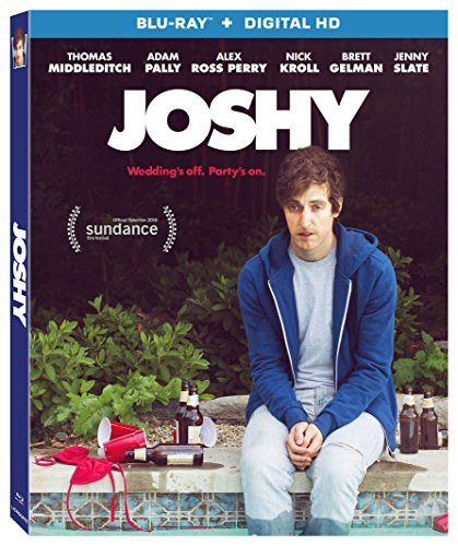 Joshy Middleditch Pally Perry Blu Ray R